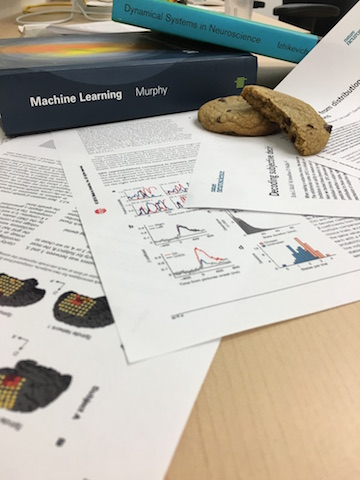 cookies and science